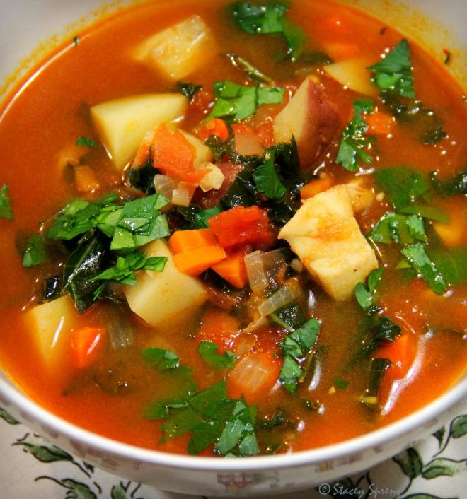 Portuguese Fish Soup